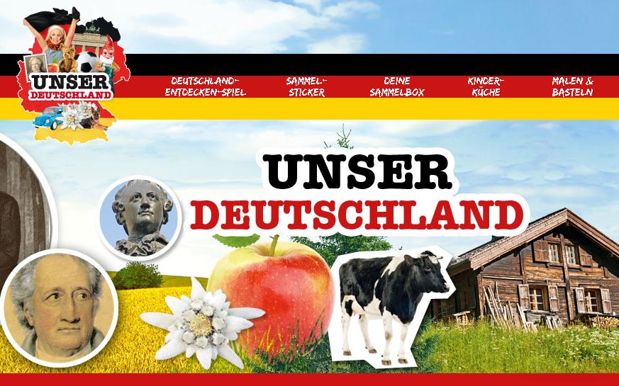 REWE & PENNY Unser Deutschland. Gemeinsame Sammelaktion. Günstige Sticker bei Ebay!