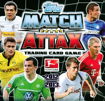 TOPPS Match Attax & Match Attax Extra. Die Sammelsticker zur deutschen Fußball Bundesliga.