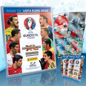 ROAD TO UEFA EURO 2016 – Neue PANINI Sticker EM 2016 Sammelkarten